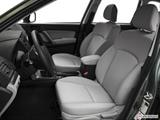 2014 Subaru Forester Front seats from Drivers Side