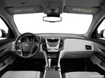 2013 Chevrolet Equinox Dashboard, center console, gear shifter view photo