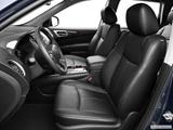 2013 Nissan Pathfinder Front seats from Drivers Side