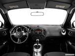 2013 Nissan JUKE Dashboard, center console, gear shifter view photo