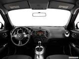 2013 Nissan JUKE Dashboard, center console, gear shifter view