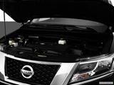 2013 Nissan Pathfinder Engine photo