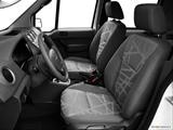 2013 Ford Transit Connect Cargo Front seats from Drivers Side