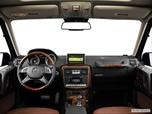 2014 Mercedes-Benz G-Class Dashboard, center console, gear shifter view photo