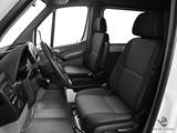 2013 Mercedes-Benz Sprinter 2500 Crew Front seats from Drivers Side