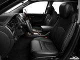 2014 GMC Acadia Front seats from Drivers Side