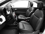 2013 FIAT 500 Front seats from Drivers Side