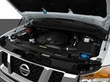 2014 Nissan Titan King Cab Engine photo