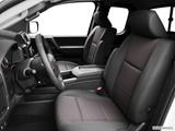2014 Nissan Titan King Cab Front seats from Drivers Side