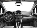 2013 Buick Encore Dashboard, center console, gear shifter view photo