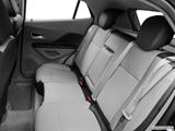 Rear seats from Drivers Side photo