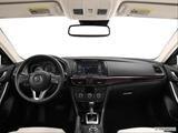 2014 Mazda MAZDA6 Dashboard, center console, gear shifter view