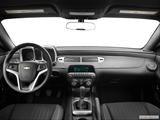 2013 Chevrolet Camaro Dashboard, center console, gear shifter view