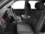 2013 Chevrolet Avalanche Front seats from Drivers Side
