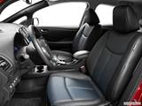 2013 Nissan LEAF Front seats from Drivers Side
