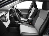 2013 Toyota RAV4 Front seats from Drivers Side