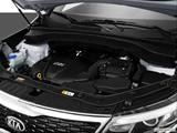 2014 Kia Sorento Engine photo