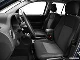 2014 Jeep Compass Front seats from Drivers Side