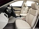 2014 Acura RLX Front seats from Drivers Side