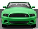 2014 Ford Mustang Low/wide front photo