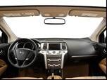 2014 Nissan Murano Dashboard, center console, gear shifter view photo