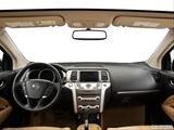2014 Nissan Murano Dashboard, center console, gear shifter view