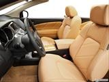 2014 Nissan Murano Front seats from Drivers Side
