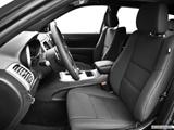 2014 Jeep Grand Cherokee Front seats from Drivers Side