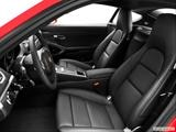 2014 Porsche Cayman Front seats from Drivers Side