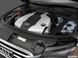 2014 Audi A8 Engine photo