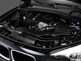 2014 BMW X1 Engine photo