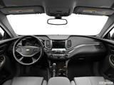 2014 Chevrolet Impala Dashboard, center console, gear shifter view