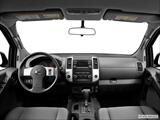 2014 Nissan Xterra Dashboard, center console, gear shifter view