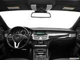 2014 Mercedes-Benz CLS-Class Dashboard, center console, gear shifter view