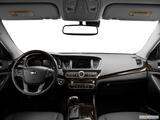 2014 Kia Cadenza Dashboard, center console, gear shifter view