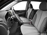 2014 Kia Sedona Front seats from Drivers Side