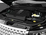 2014 Land Rover Range Rover Engine photo