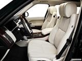 2014 Land Rover Range Rover Front seats from Drivers Side