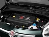 2014 FIAT 500L Engine photo
