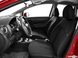 2014 Nissan Versa Front seats from Drivers Side