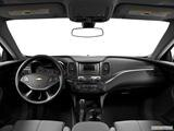 2014 Chevrolet Impala Dashboard, center console, gear shifter view
