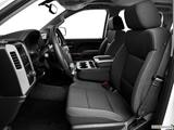 2014 GMC Sierra 1500 Crew Cab Front seats from Drivers Side