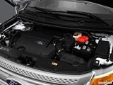 2014 Ford Explorer Engine photo
