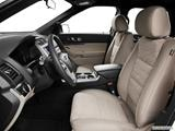 2014 Ford Explorer Front seats from Drivers Side