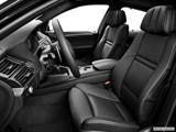 2014 BMW X6 M Front seats from Drivers Side