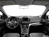 2014 Ford Escape Dashboard, center console, gear shifter view