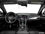 2014 Cadillac ATS Dashboard, center console, gear shifter view photo