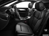2014 Cadillac ATS Front seats from Drivers Side