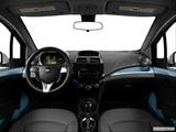 2014 Chevrolet Spark EV Dashboard, center console, gear shifter view