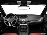 2014 Mercedes-Benz E-Class Dashboard, center console, gear shifter view photo